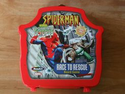 Spider-Man versus Doctor Octopus: Race to Rescue Board Game