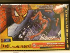 Spider-Man Web Launch Game