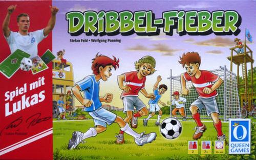 Spiel mit Lukas: Dribbel-Fieber