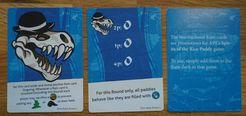 Spirits of the Rice Paddy: Dino Rush Promo Cards