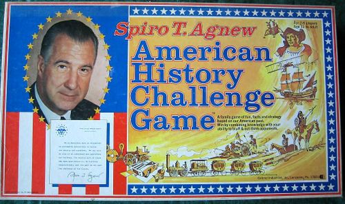 Spiro T. Agnew American History Challenge