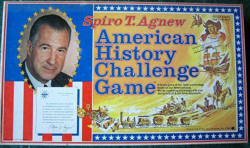 Spiro T. Agnew American History Challenge
