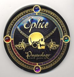 Splice  Pirateology Card Game