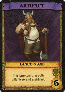 Spoils of War: Lance's Axe