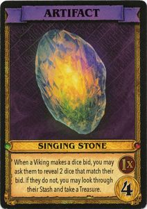 Spoils of War: Singing Stone