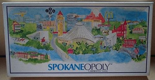 Spokaneopoly