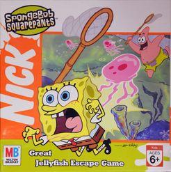 SpongeBob Squarepants Great Jellyfish Escape Game