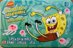 Spongebob Squarepants Splash-n-Roll Game