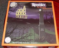 Spooks: The Haunting Mystery Game