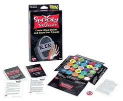 Spooky Stories Game