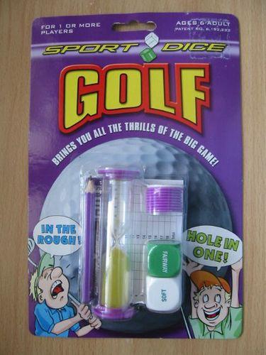 Sport Dice: Golf
