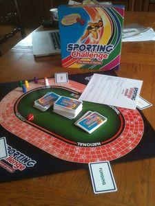 Sporting Challenge 2012