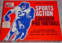Sports Action Canadian Pro Football