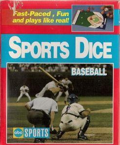 Sports Dice: Baseball