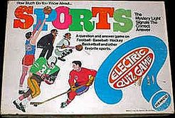 Sports Electric Quiz Game