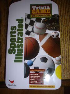Sports Illustrated Trivia Game: Multi-Sport Edition
