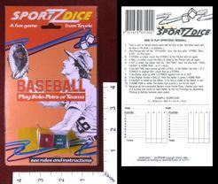 Sportz Dice: Baseball