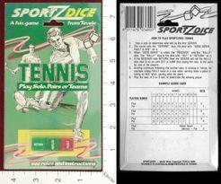 Sportz Dice: Tennis