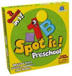 Spot it! Preschool
