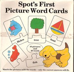 Spot's First Picture Word Cards