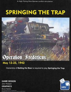 Springing the Trap: Operation Fredericus, May 1942