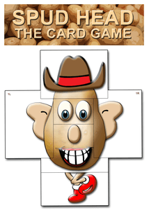 Spud Head: The Card Game