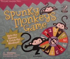 Spunky Monkeys Game