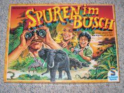 Spuren im Busch