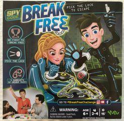 Spy Code: Break Free