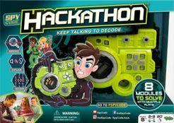Spy Code: Hackathon