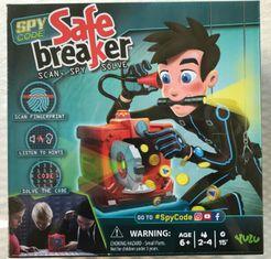 Spy Code: Safe Breaker