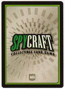 Spycraft: Collectible Card Game