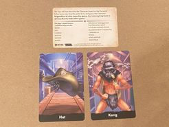 Spyfest: Dice Tower 2020 Promo Cards