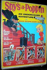 Spy's-a-Poppin