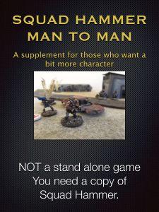 Squad Hammer: Man to Man