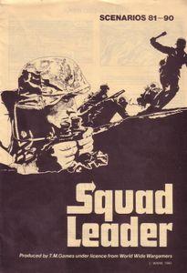 Squad Leader Scenarios 81-90