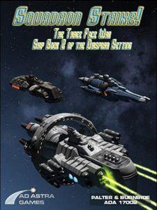 Squadron Strike: Ship Book 2 – The Three Face War