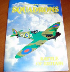 Squadrons: Air Combat Rules for 1/300th Scale Planes