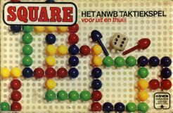 Square: Het ANWB taktiekspel voor uit en thuis