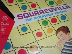Squaresville, The Strategy Game
