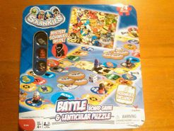 Squinkies Battle Board Game
