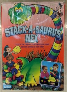 Stack-A-Saurus Nex