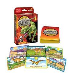Stack-o-Saurus Card Game