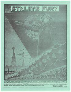 Stalin's Fury