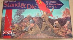 Stand & Die: The Battle of Borodino, 1941