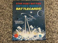 Star Fleet Battles: Captain's Module A – Battlecards