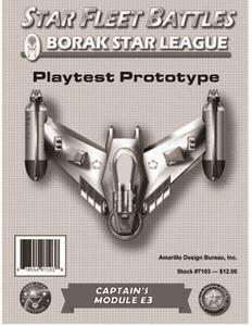 Star Fleet Battles: Captain's Module E3 – Borak Star League