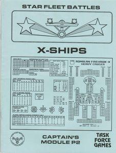 Star Fleet Battles: Captain's Module P2 – X-Ships