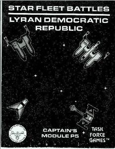 Star Fleet Battles: Captain's Module P5 – Lyran Democratic Republic