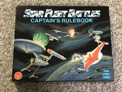 Star Fleet Battles: Captain's Rulebook